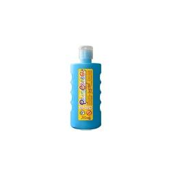 Peinture gouache liquide BASIC 250ml. BLEU CLAIR