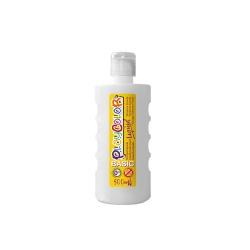 Peinture gouache liquide BASIC 500ml. BLANC