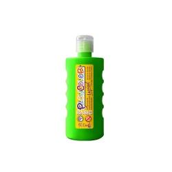 Peinture gouache liquide BASIC 500ml. VERT FONCE