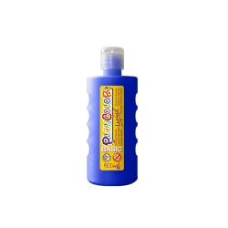 Peinture gouache liquide BASIC 500ml. BLEU FONCE