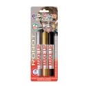 Sticks de maquillage sans parabènes - MAKE UP - ROBOT - 3 pcs