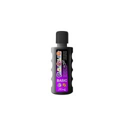 Bidon Peinture Liquide Acrylique 250 ml. - Couleur Noir - Playcolor - Acrylic Basic - 18621