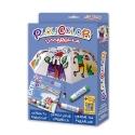 Pack 2-en-1 comprenant 1 PARAPLUIE Diam. 96 cm + TEXTIL ONE PLAYCOLOR - 6 Sticks de peinture gouache solide 10 g - ART & CRAFT