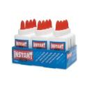 Lot de 12 Colles blanche liquide - Bidon de 100g - INSTANT