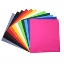 Coupons Feutrine 180G/M2 - 40x50cm - 12 couleurs assorties