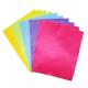 Coupons Feutrine Néon 180G/M2 - 24x30cm - 2x5 couleurs assorties