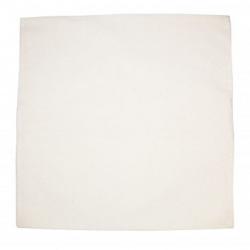 Housse de Coussin à Décorer - 100% coton - 40x40cm - Coloris Ecru