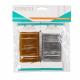 Pack de 2 Cartes de Fils 1mmx10m - Coloris Or et Argent