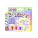 Sticks de peinture gouache solide 10g - PASTEL ONE - 6 couleurs assorties