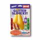 Mini kit pour fabriquer son Slime Colle GLITTER Paillette Couleur - INSTANT