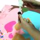 Kit Tableau en Feutrine 3D à Fabriquer - 65x50cm - Thème Foret Enchantee