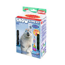 Kit pour fabriquer son SLIME SNOW - Thème PHOQUE