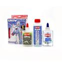 Kit pour fabriquer son SLIME SNOW - Thème LICORNE